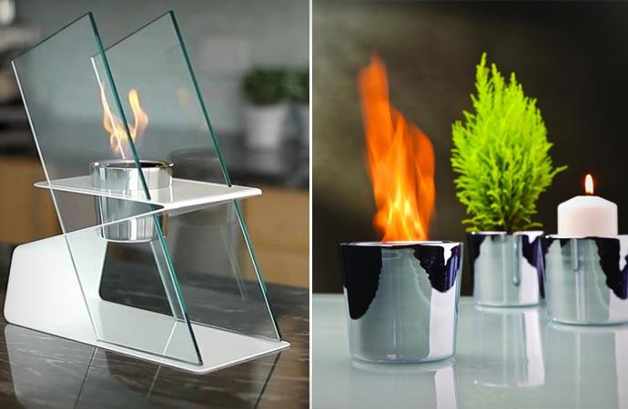 Indoor and outdoor fire burner