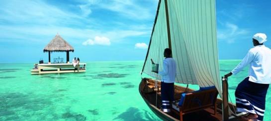 TAJ EXOTICA RESORT | MALDIVES