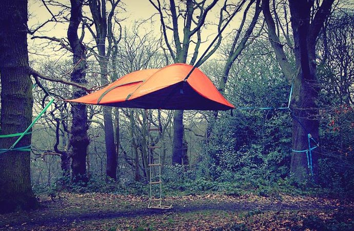 Tree tent from Tentsile