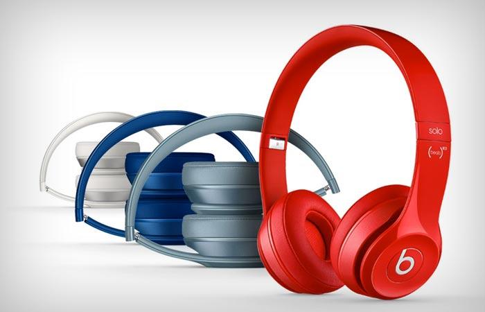 Foldable Beats Solo2 headphones