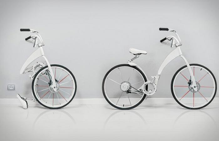 Gi Bike folding electric bike