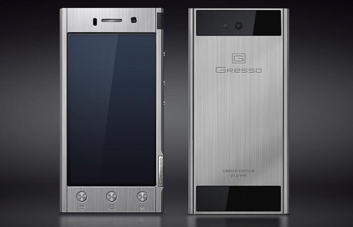 Gresso Radical R1 smartphone
