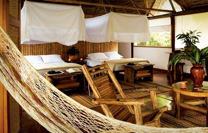 Room at Inkaterra Reserva Amazonica