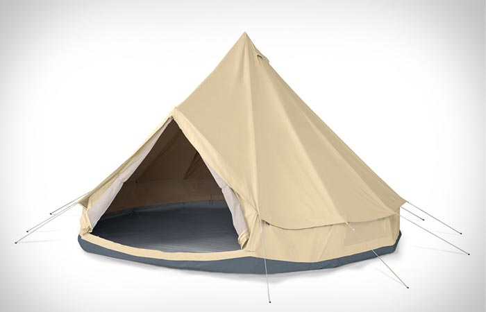 Meriwether tent