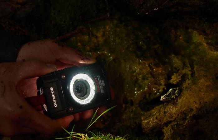 Olympus Tought TG-3 camera