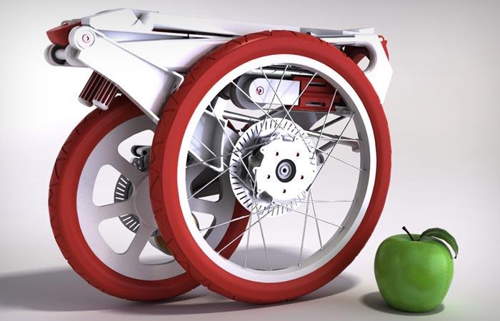 Bike Intermodal folding bicycle