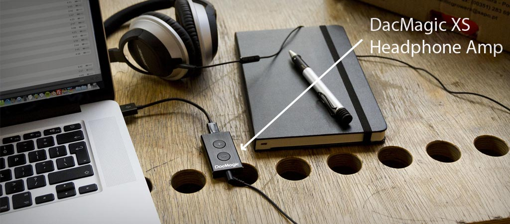 DacMagic XS headphone amp from Cambridge Audio