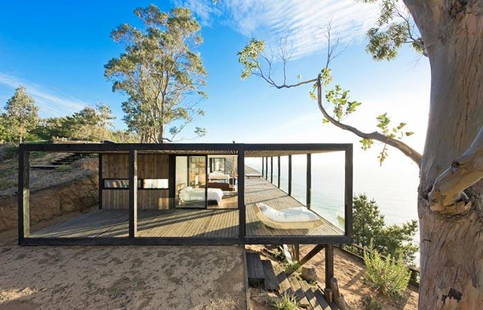Casa Till cliff house