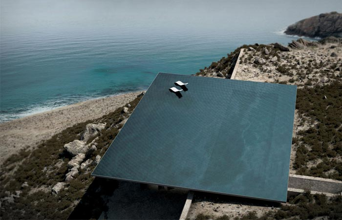 Mirage House architecture