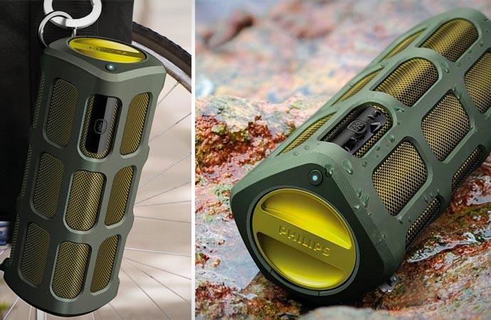 Philips Shoqbox bluetooth speaker