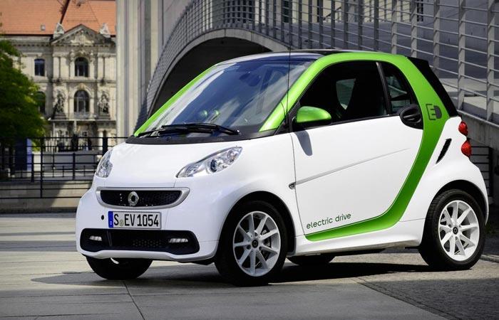 Smart ForTwho electric drive