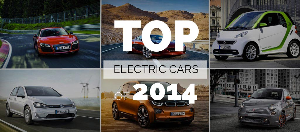 Top Electric Cars of 2014