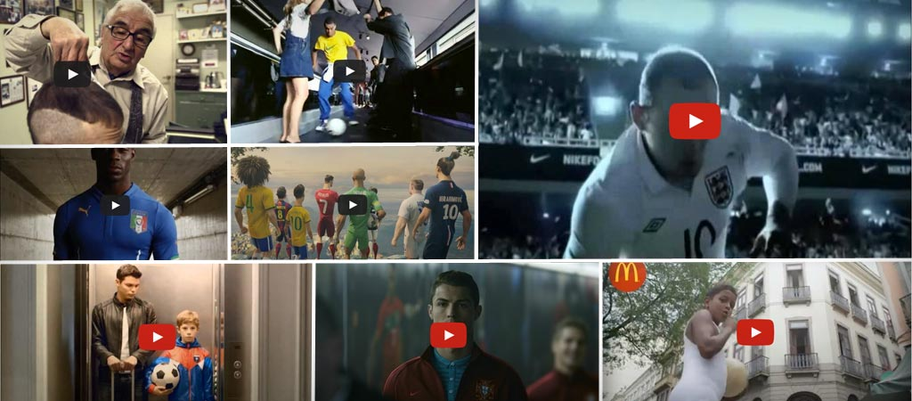 Top World Cup Commercials