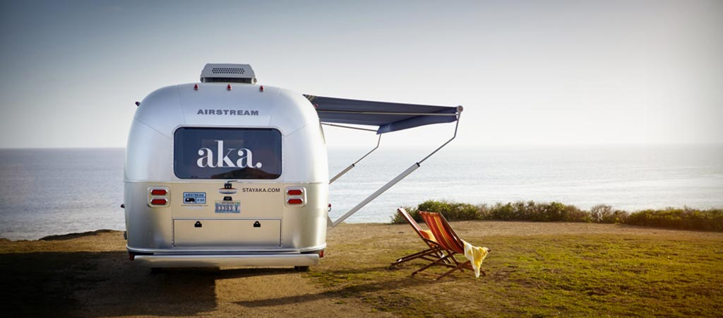 AKA luxury mobile suite for California coast road trip
