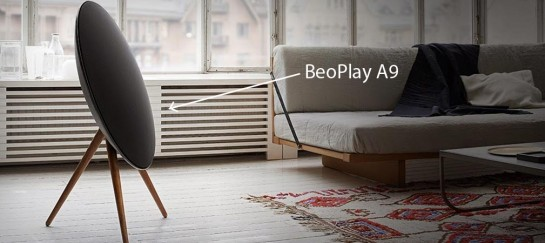 BEOPLAY A9 | BY BANG & OLUFSEN