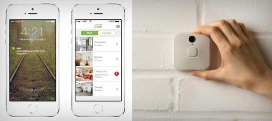 BLINK | WIRELESS HOME MONITORING SYSTEM