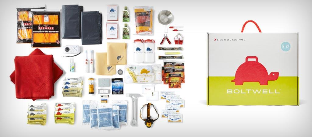 Boltwell Survival Kit