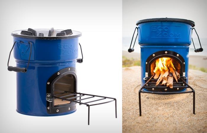 EcoZoom Rocket camping stove