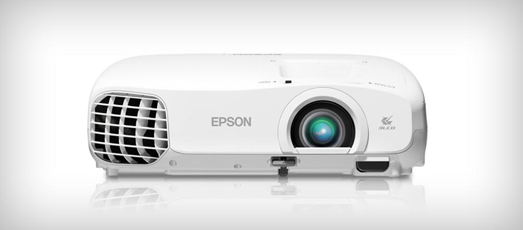 Epson PowerLite 2000 Home Cinema projector