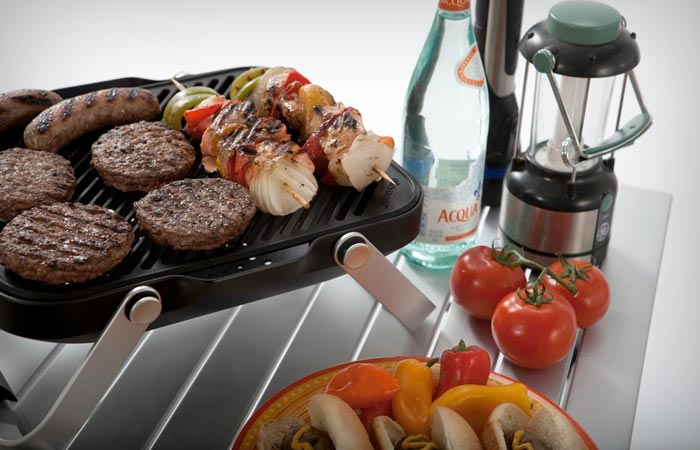 Buy a portable gas grill on Amazon