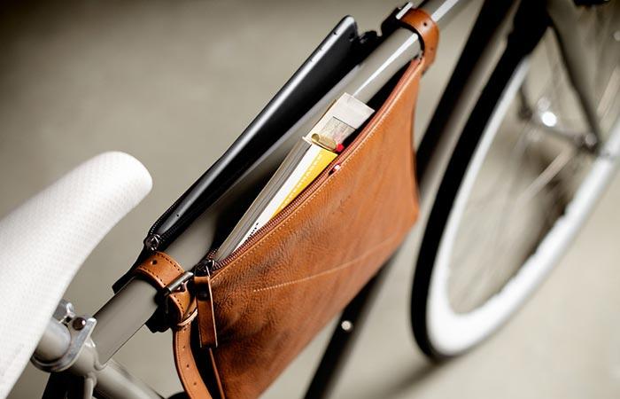 Hard Graft bicycle frame folio