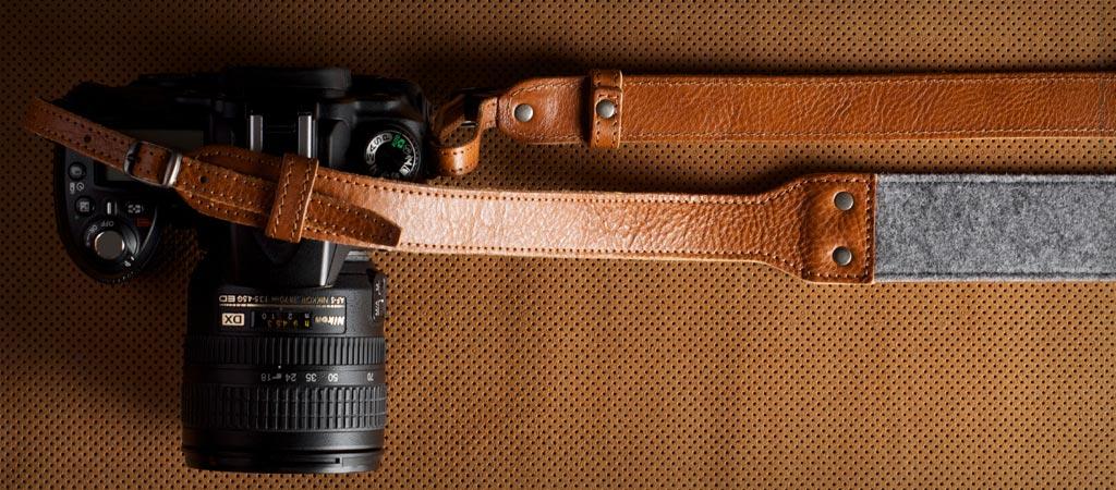 Hard Graft Camera Strap