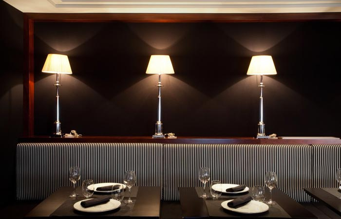 Hotel 1898 restaurant