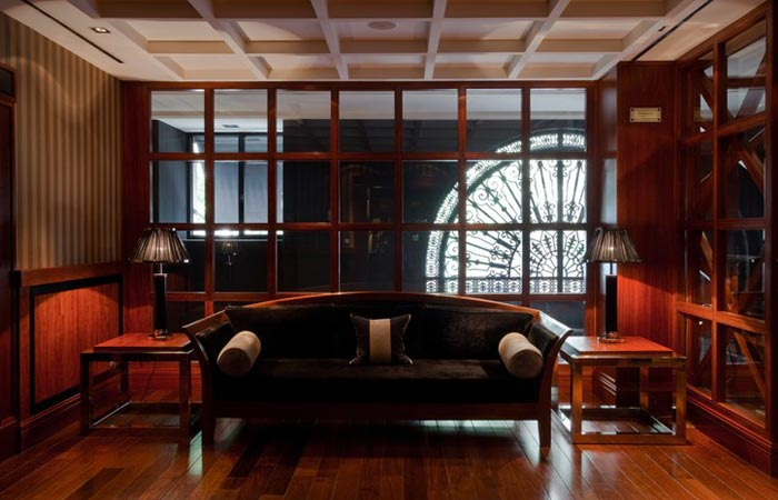 Hotel 1898 interior design