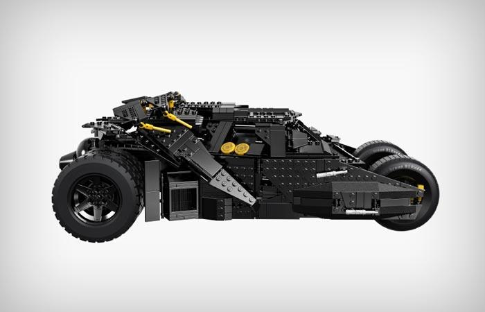 Lego Dark knight Tumbler