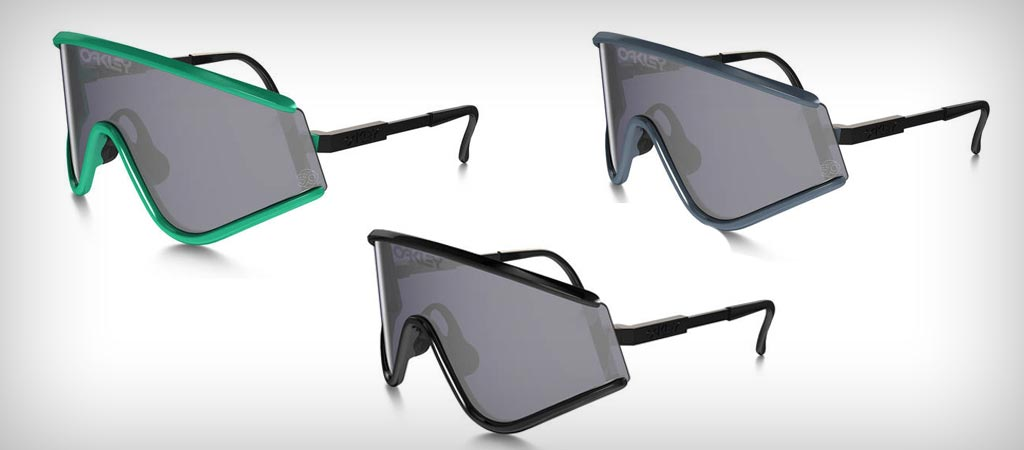 oakley goggle sunglasses  oakley special edition heritage eyeshade