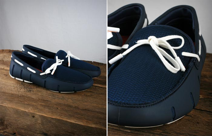 Swims Lace Up Loafers
