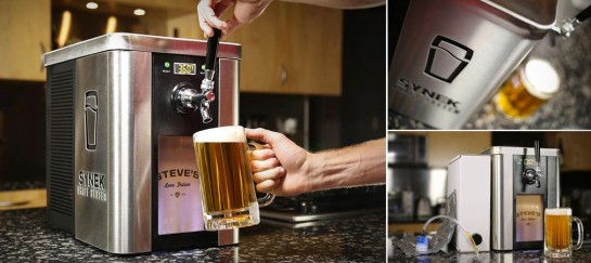 SYNEK DRAFT BEER SYSTEM
