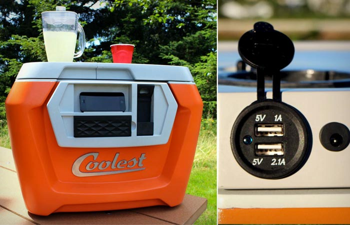 Coolest Cooler power supply