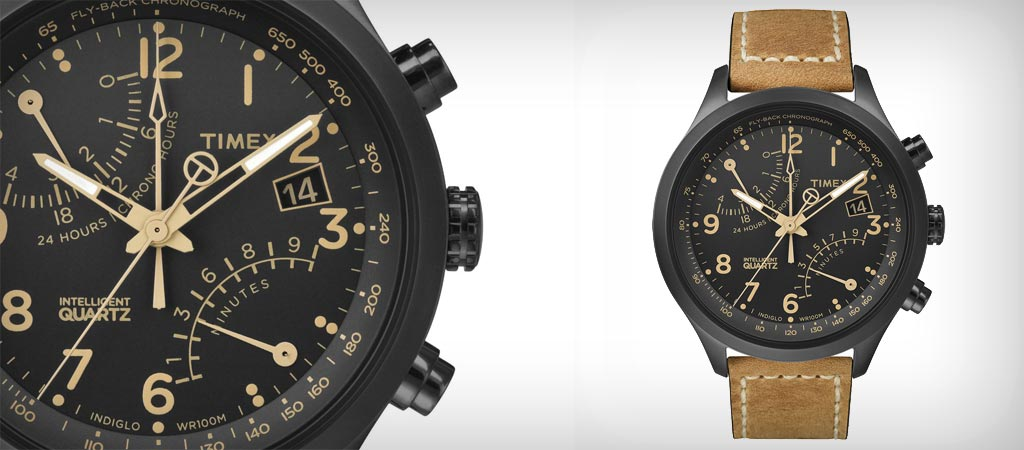 Timex Flyback Chronograph
