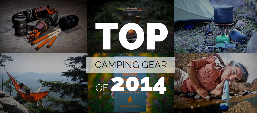 Top best camping gear of 2014