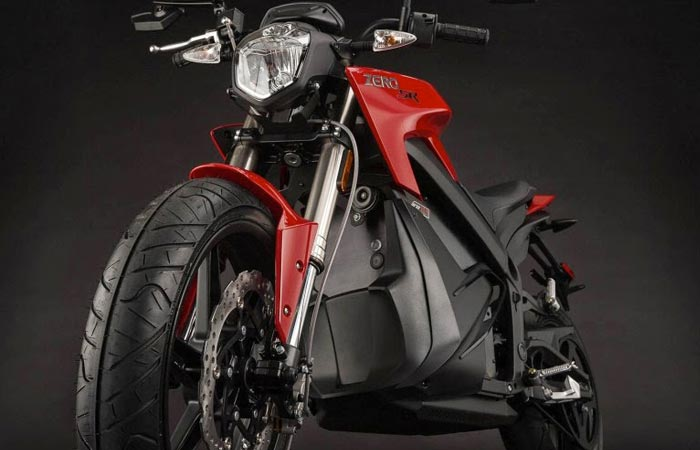 Zero Motorcycles 2014 Zero sr Zero sr Electric Motorcycle