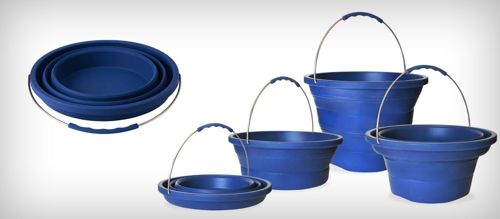 Collapsible bucket