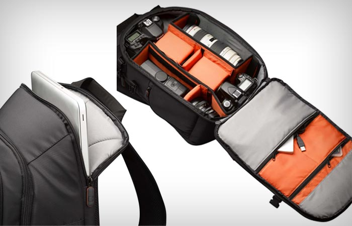 Case Logic DCB 309 SLR Camera Backpack