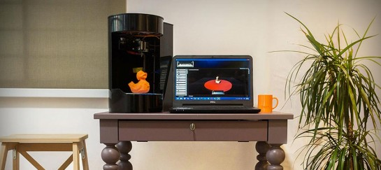 GENESIS ROTARY 3D PRINTER