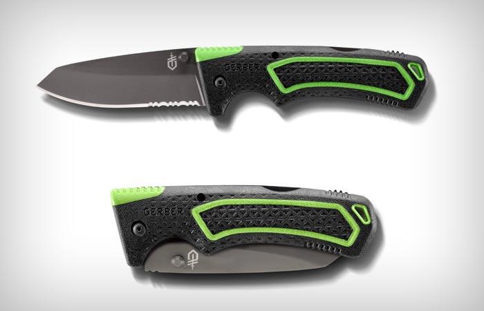 Gerber Freescape Series sheath folding knife