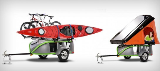 GO EASY ULTRALIGHT TRAILER CAMPER
