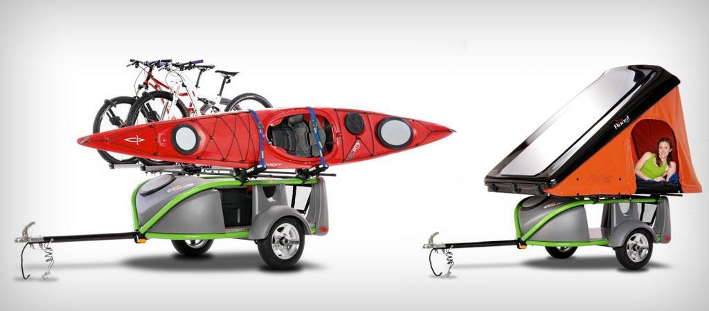 Go Easy Ultralight Trailer Camper