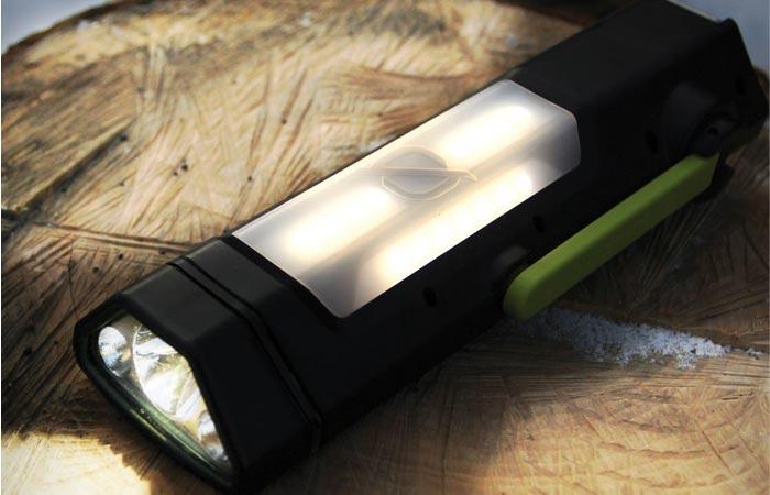 Goal Zero 250 Solar Powered Flashlight