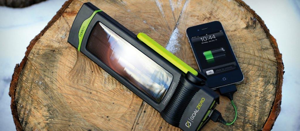 Goal Zero 250 Solar Flashlight