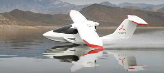 ICON A5 | AMPHIBIOUS AIRCRAFT