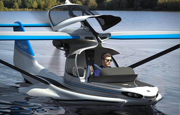 Mvp Aero Amphibious Plane