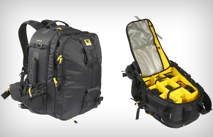 Mountainsmith Parallax Recycled Camera BackPack