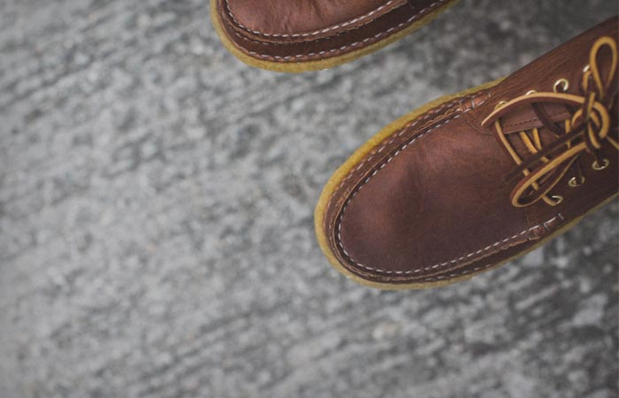 New England Outerwear Quarter Boot Crepe