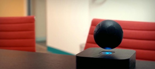 OM/ONE LEVITATING BLUETOOTH SPEAKER