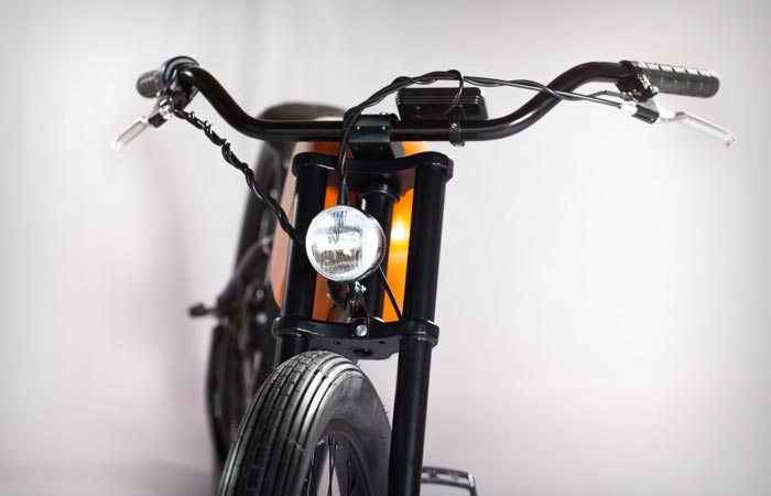 Otor electric bicycle from Barcelona